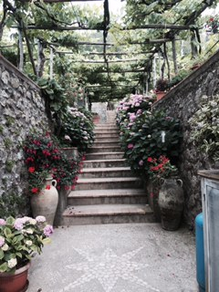 Anacapri private residences
